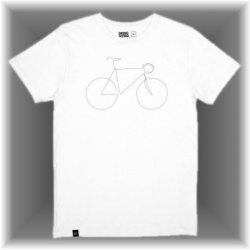 DEDICATED Bicycle Farbe: White Größe: <!--0030-->M