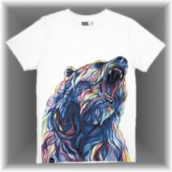 DEDICATED Color Bear Farbe: White Größe: <!--0030-->M