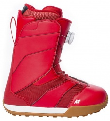 K2 SNOW  Raider Farbe: Red US MAN : <!--00190-->10