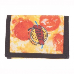 NEFF Pizza Wallet Colore: YLLW